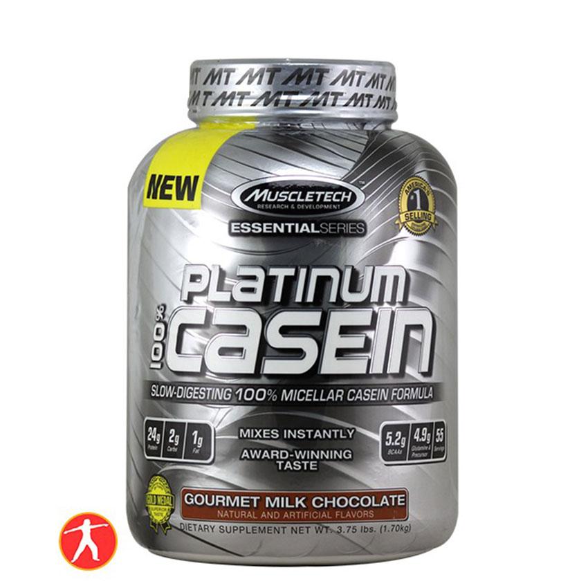 MuscleTech Platinum Casein 1.7kg
