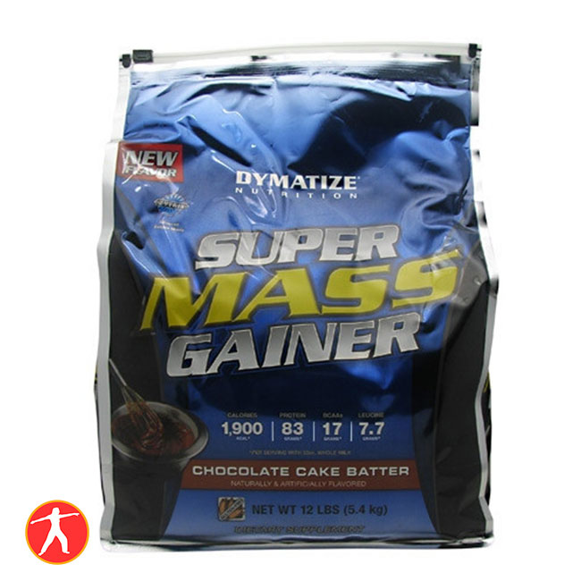 Super Mass Gainer 12lbs