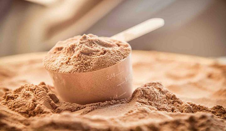 Có gì trong sữa tăng cân cho người tập thể hình