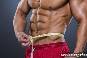 Bí quyết giảm mỡ trên cơ thể