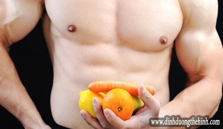 Tầm quan trọng của các Vitamines với người tập Gym