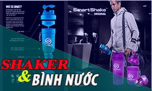 Bình lắc Shaker