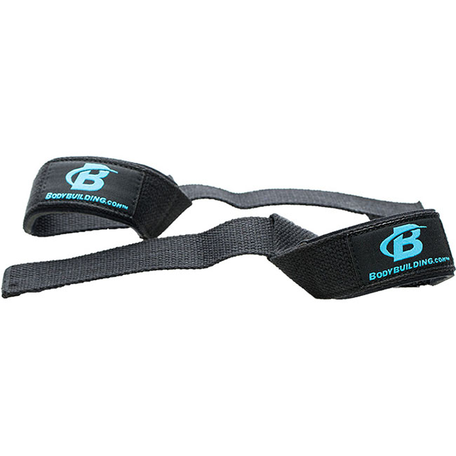 padded lifting straps bodybuilding