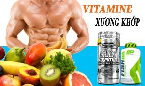 Vitamine & Xương Khớp/Tim