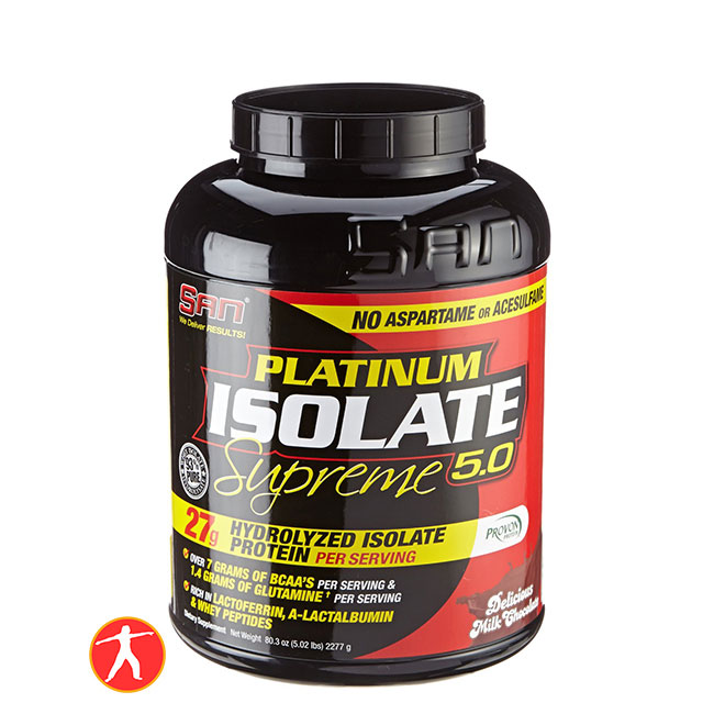 Titanium Whey Isolate Supreme 5lbs