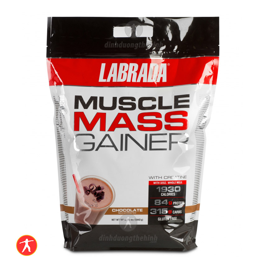 Muscle Mass Gainer 12lbs