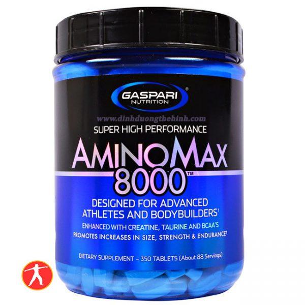 Amino Max 8000 350 vien