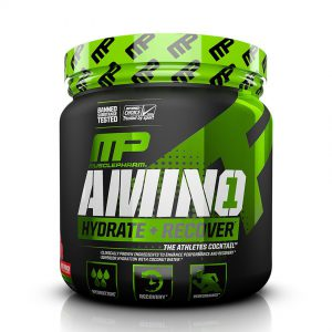 amino 1 musclepharm