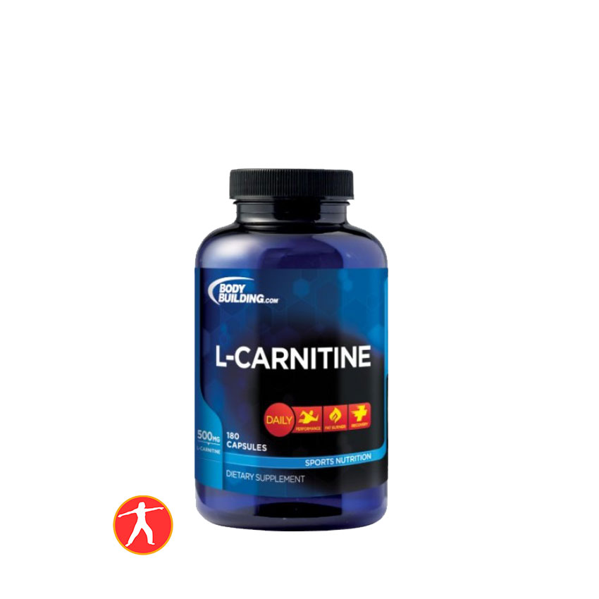 L Carnitine Bodybuilding 180 Viên