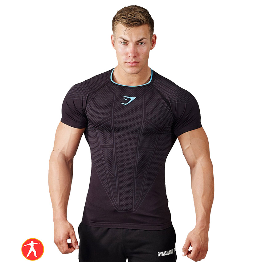 Gymshark Onyx Seamless T-Shirt Black