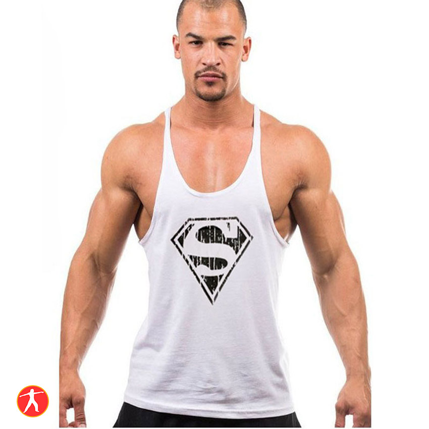 Áo Ba Lỗ Super Man