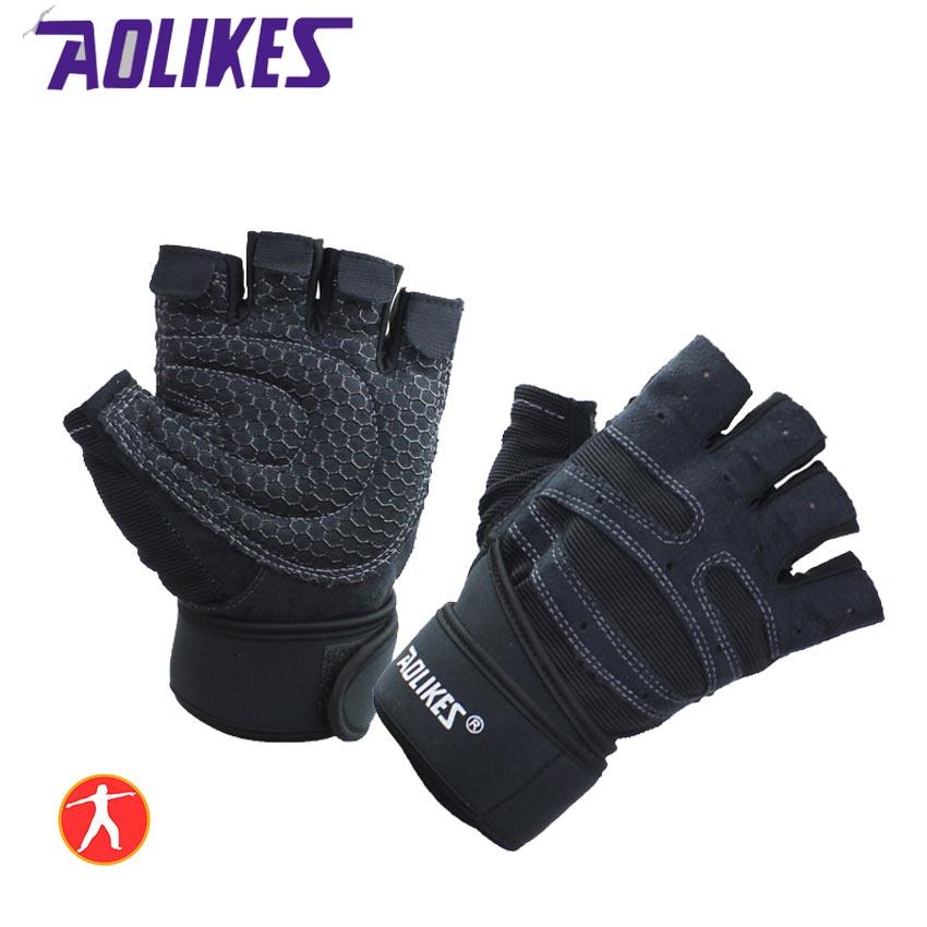 Bao tay quấn cổ tay Aolikes