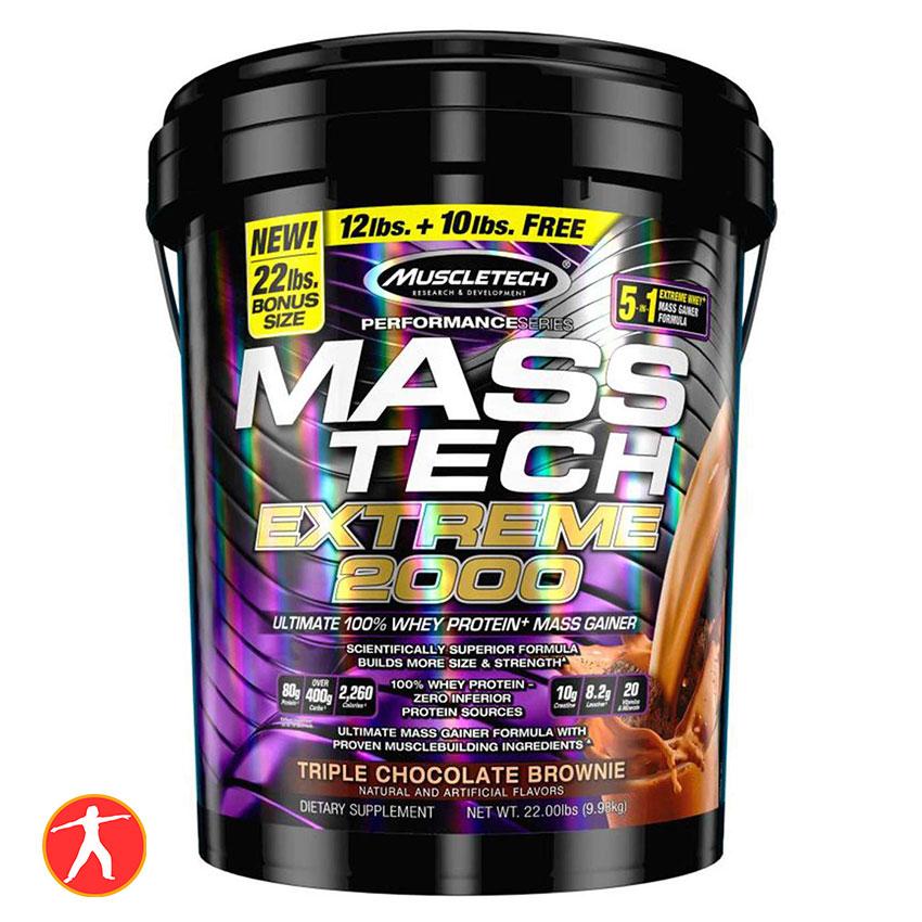 Mass Tech Extreme 2000 22lbs