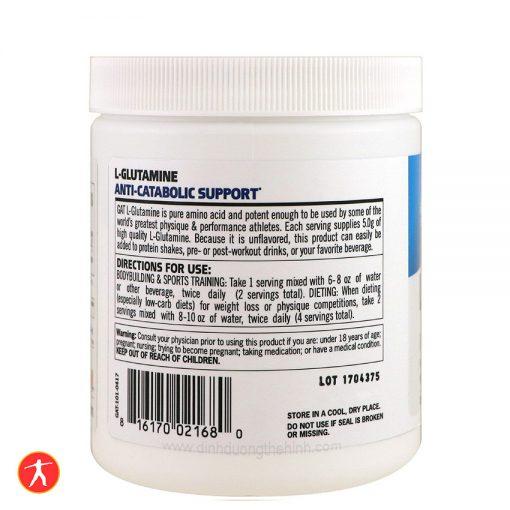 GAT, L-Glutamine 300g