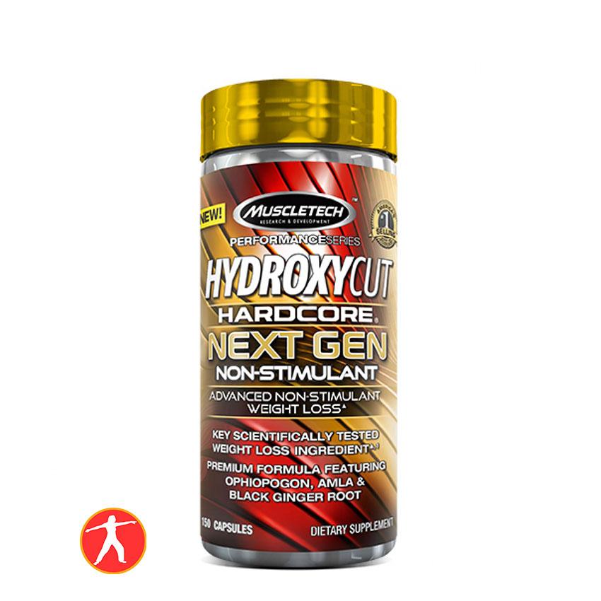 Hydroxycut Next Gen Non Stimulant 150 Viên