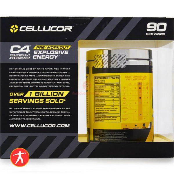 Cellucor-C4-Original-90-Servings