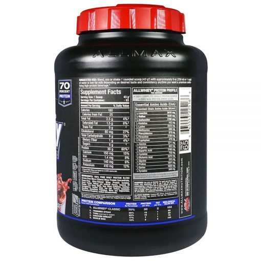 all whey classic 5lbs chocolate
