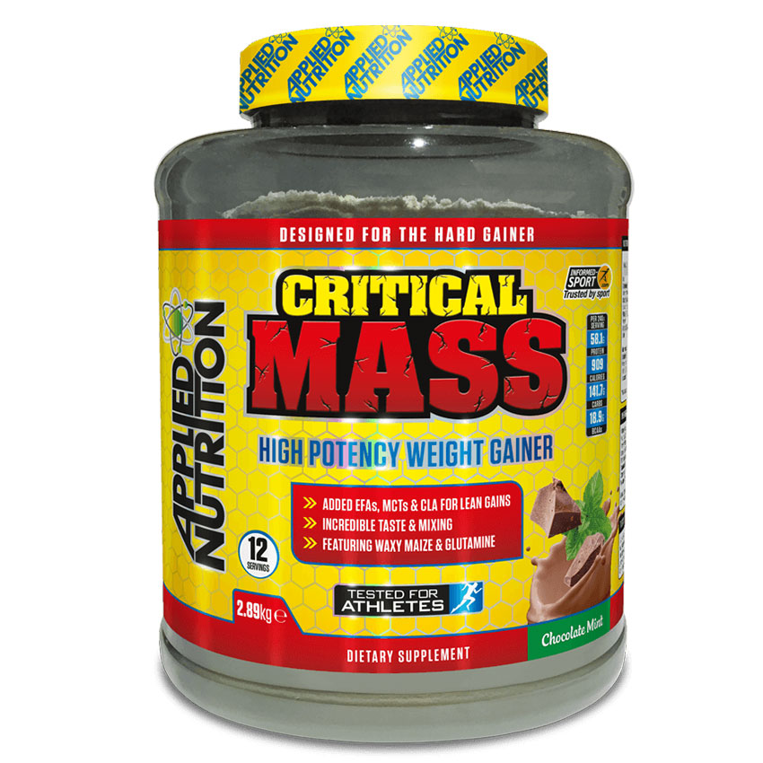 Applied Nutrition Critical Mass  2,89kg