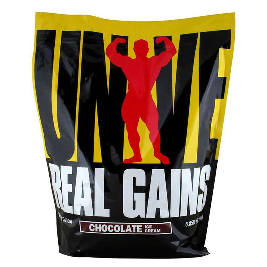 Universal Real Gains 6.85lbs