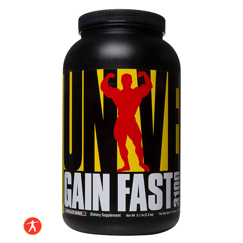 Universal Nutrition Gain Fast 3100 5.1lbs