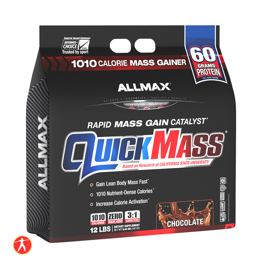 Allmax Quick Mass 12lbs