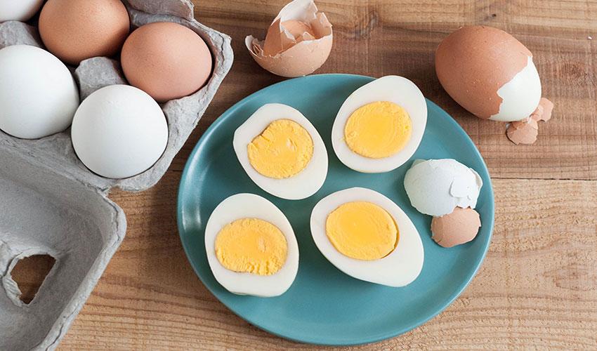 Tập Gym nên ăn bao nhiêu quả trứng 1 ngày ? Ăn nhiều có hại không