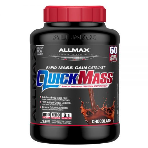 Allmax Nutriton Quickmass Gainer 6lbs