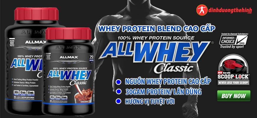 Whey Protein Blend giá rẻ, chất lượng và tăng cơ tối ưu nhất